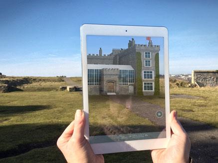 Afbeeldingsresultaat voor augmented reality history