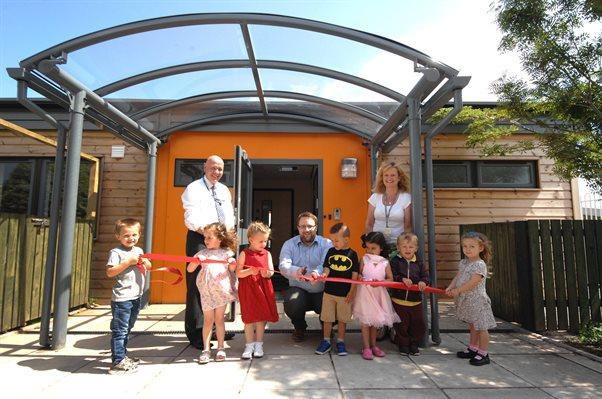 Romilly nursery opening