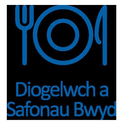 Diogelwch a Safonau Bwyd