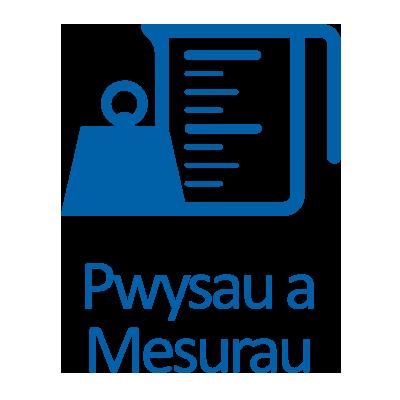 Pwysau a Mesurau